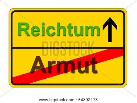 Armut and Reichtum