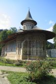 pic of suceava  - The Voronet Monastery is one of Romanian Orthodox monasteries in southern Bucovina - JPG