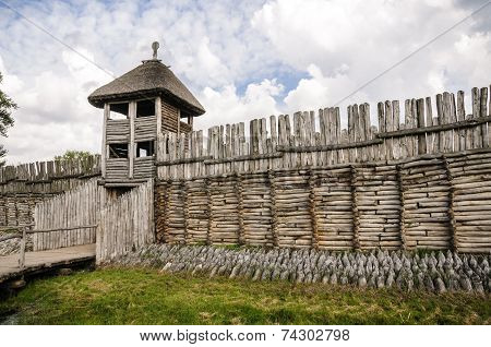Ancient Settlement Fortyfications