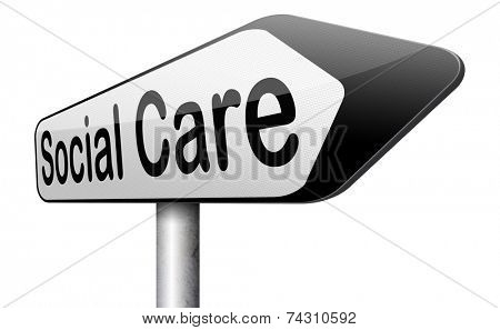 social care or security and insurance pension disability welfare and unemployment programs