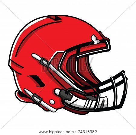 helmet football