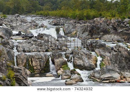 Washington DC - Great Fall National Park in Autumn