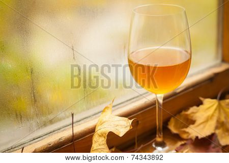 Autumn White Wine