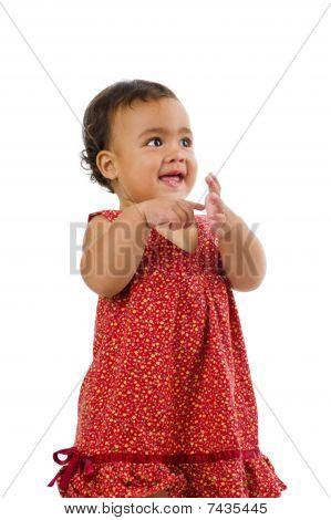 cute little thai englischen girl