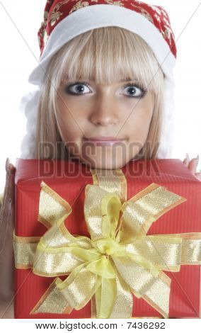 The Girl With A Present