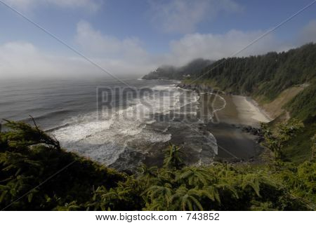 Heceta Head and Lighthouse