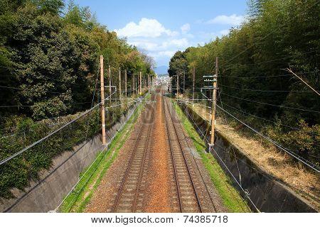 Railroad In Japan