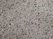 pic of terrazzo  - Old gray terrazzo floor have many scratch - JPG
