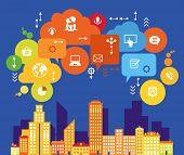 pic of social housing  - Digital Community - JPG