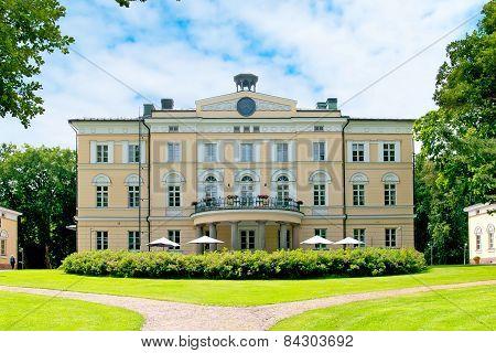 Vuojoki Mansion. Eurajoki. Finland