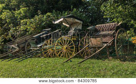 Vintage Wagons