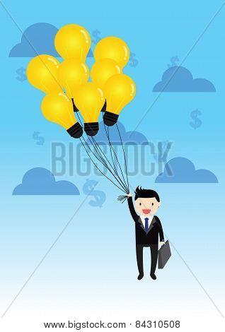Idea Balloon Concept