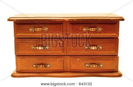 Miniature Dresser