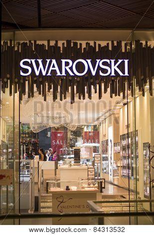 Swarovski Shop
