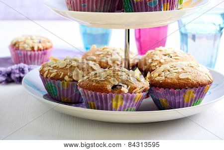 Low Fat Wholemeal Muffins
