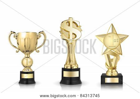 Golden Trophies
