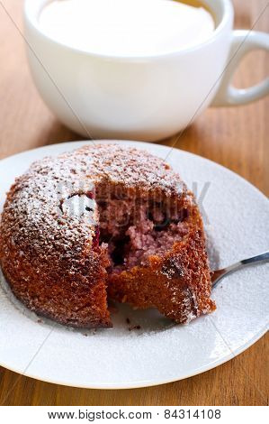 Berry Pudding Dessert