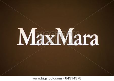 Maxmara Sign