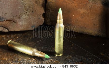 Armor Piercing Rounds