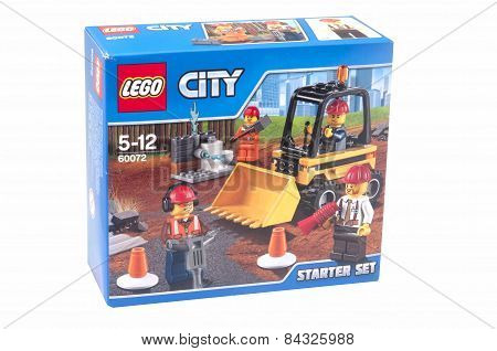 Lego City Construction Set
