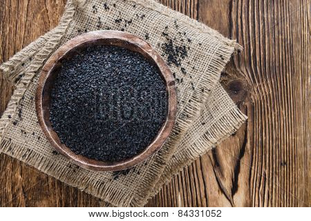 Some Black Sesame