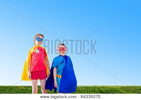 Kids Superheros