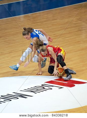 T. Grigorieva (23) Fight