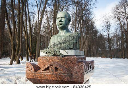 Monument To Petr A. Vyazemsky