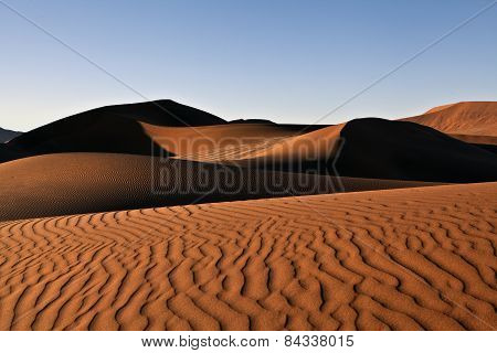 Namibian Abstract