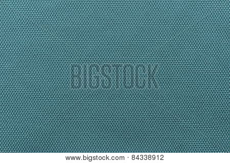 Interlacing Texture Fabric Of Indigo Color