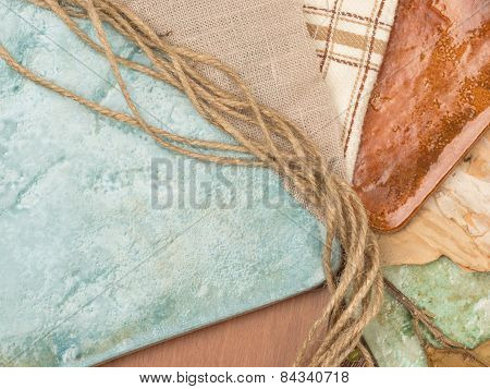 Materials For Country Style