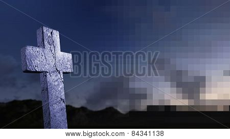 Crosses  Silhouette