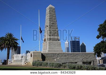 State War Memorial. Perth