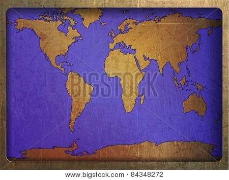 world of MAP