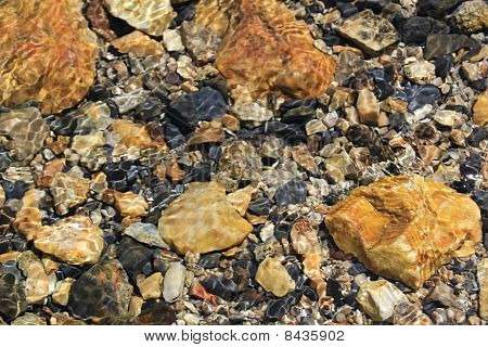 Mountain Stream Bed