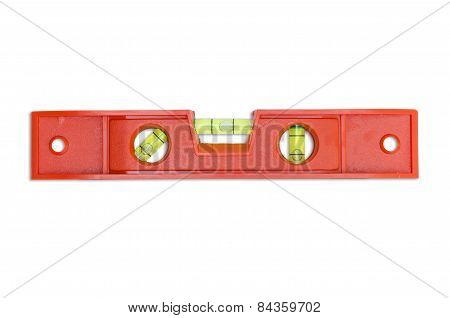 Building Tool Level Isolated On White