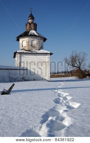 St Alexander Monastery In Suzdal