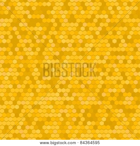 Abstract Geometric Pattern. Seamless Background. Light Vector Texture