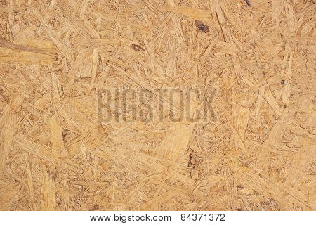Closeup Pattern Of Plywood Texture.