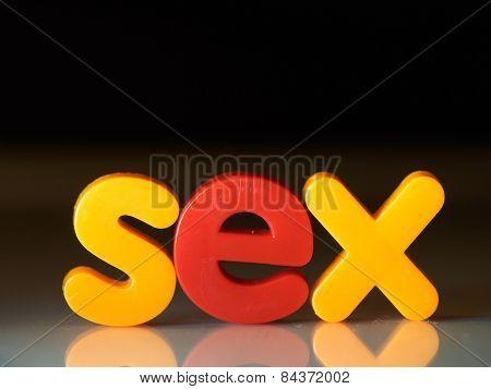 Sex concept