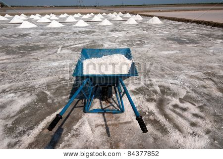 Use Salt Trolley.