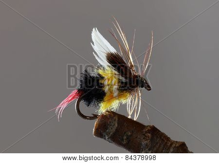 Bumble Bee Fly Fishing Imition