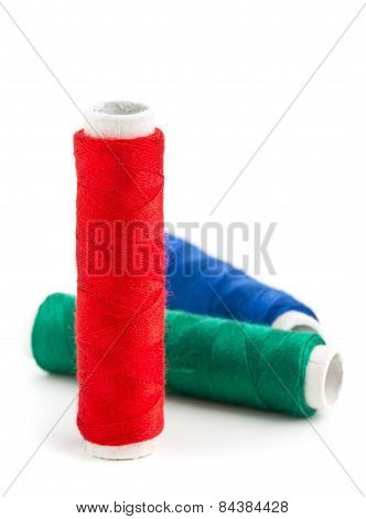 Sewing Yarn Rolls