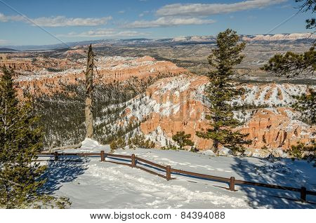 Bryce Amphitheater From Bryce Point