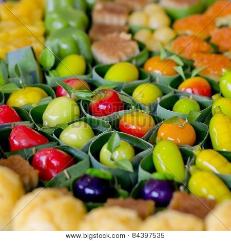 Deletable Imitation Fruits - Finger Food Party