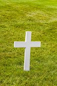 picture of arlington cemetery  - graves at Arlington national Cemetery in Washington - JPG