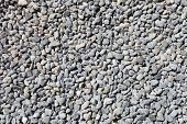 picture of granite  - Very high resolution granite gravel background texture - JPG