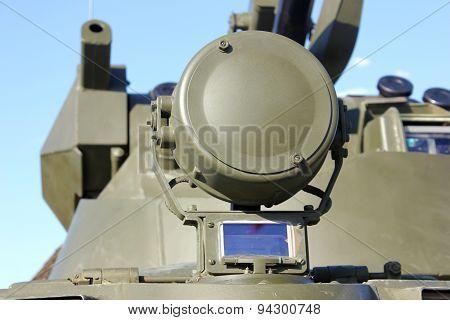 Tank guidance system.