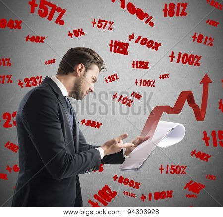 Documents of financial profit