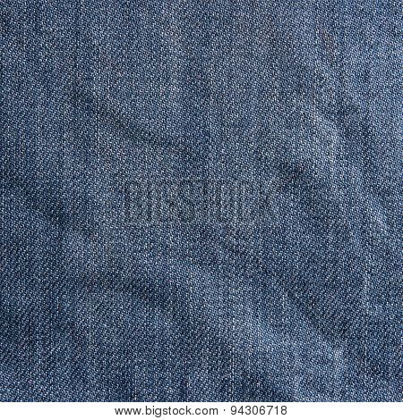 Jeans Background or texture.